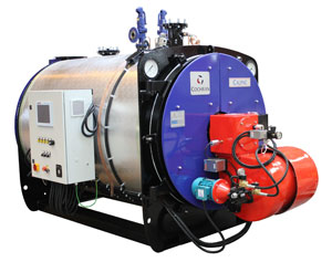 Cochran Calpac Hot Water Boiler