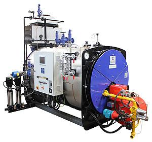 Steam Boiler - Cochran Wee Chieftain