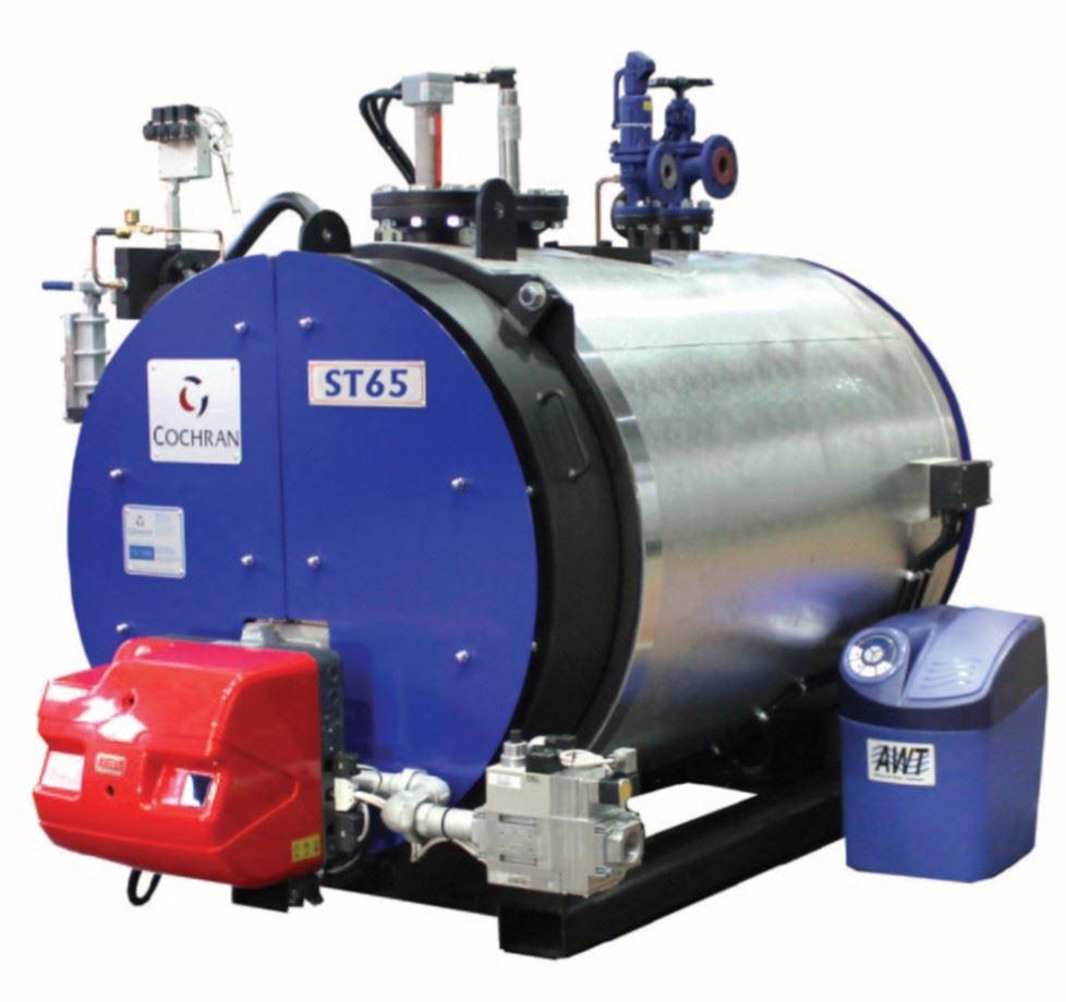 ST65 Cochran Steam Boiler