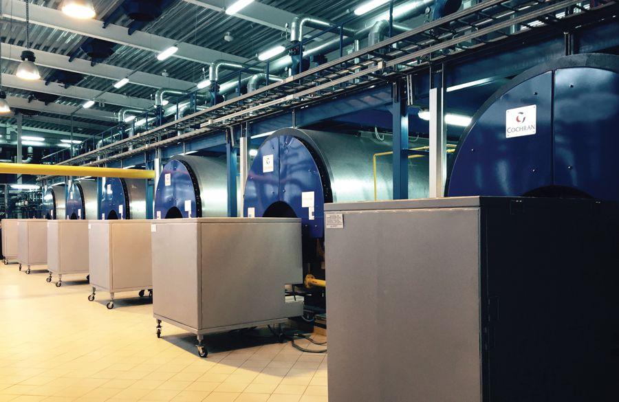 Hot Water Boiler | Cochran Industrial Energy Solutions