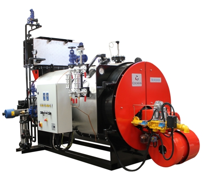 Cochran Also Build Small Boilers - Starting at 455kg p/h