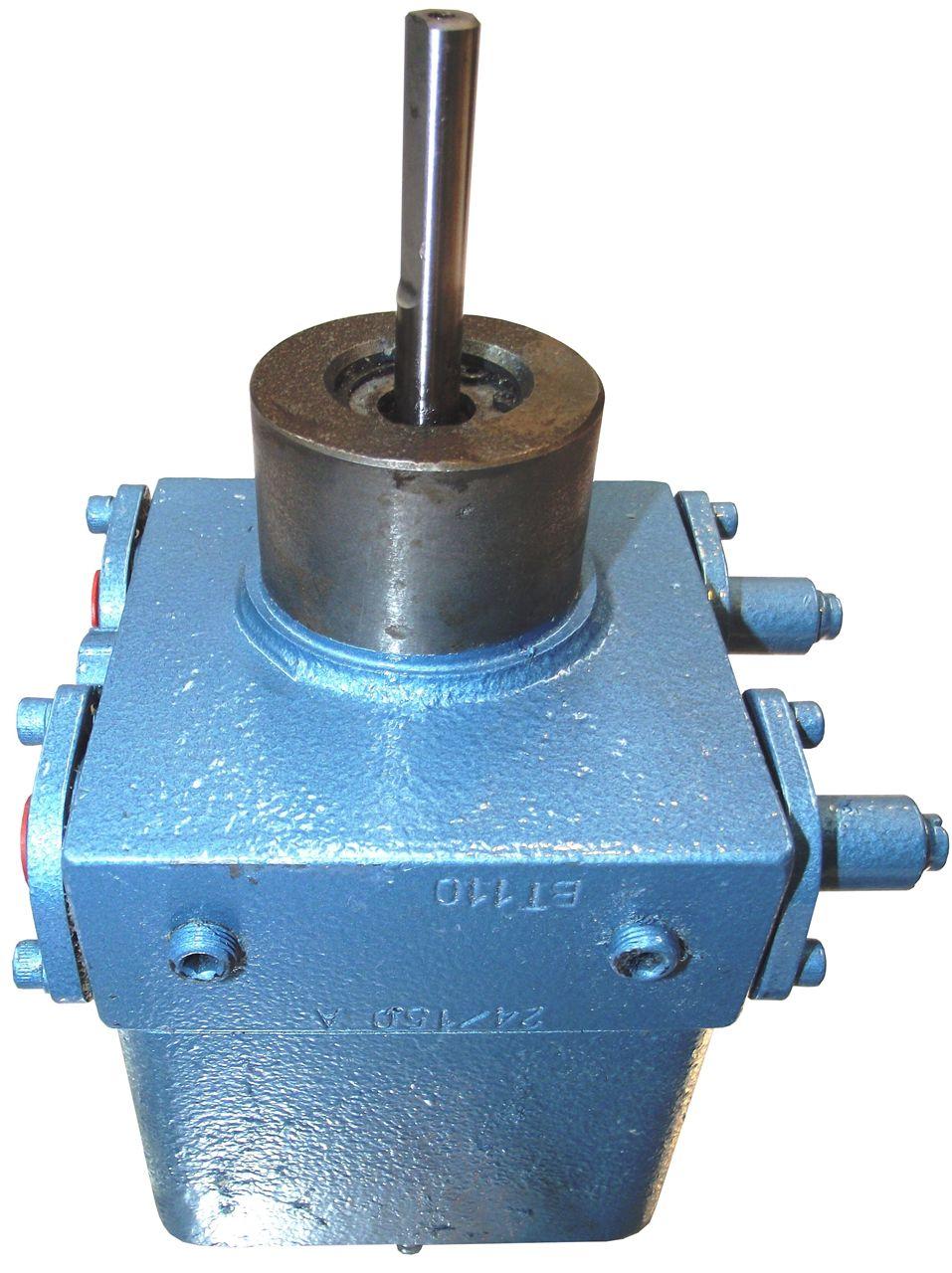 Cochran 140 Gal Fuel Pump Bt110 Cochran Boiler Spares