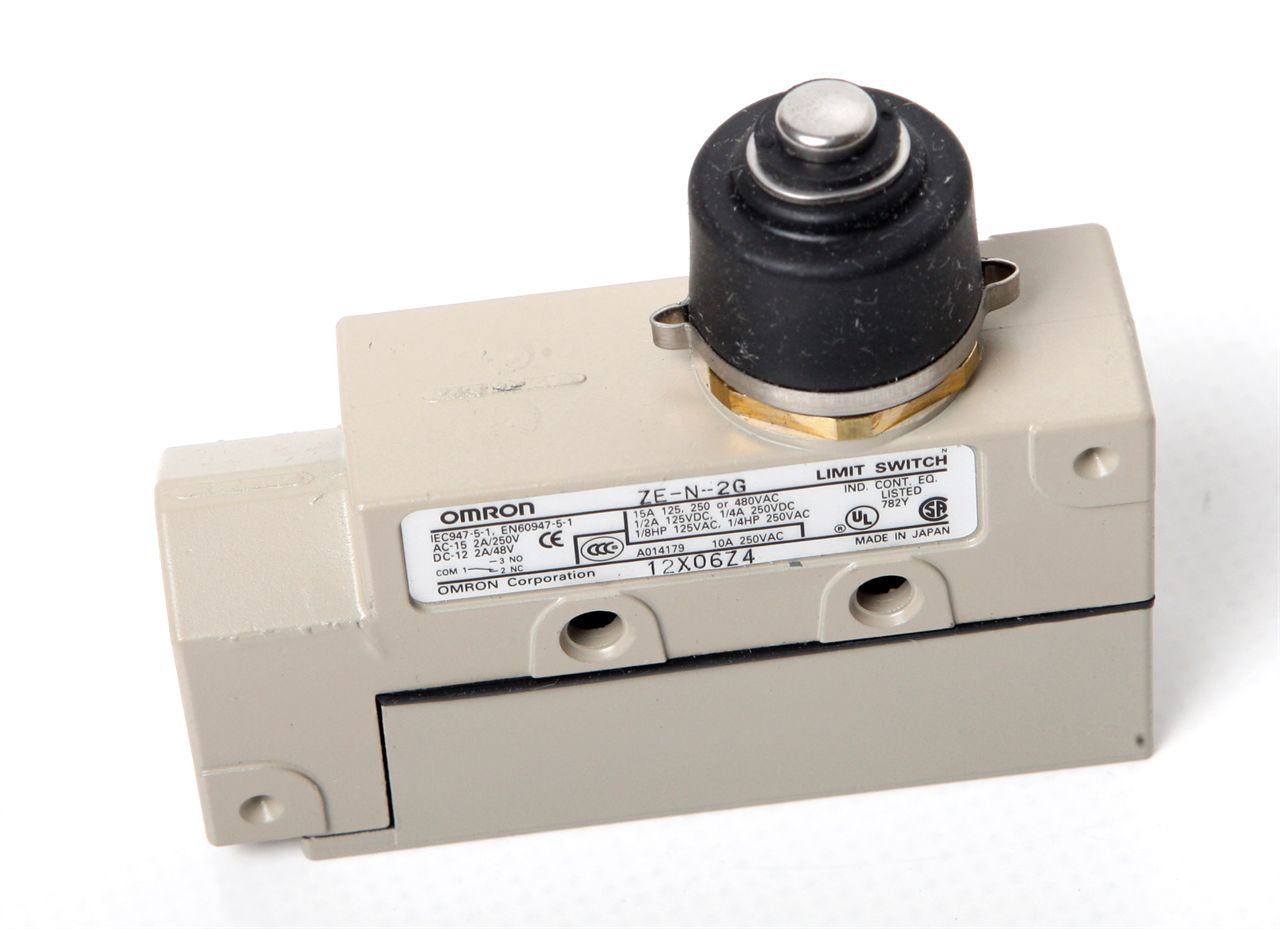 Omron Micro Switch Ze N 2g Cochran Boiler Spares
