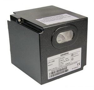 Picture of Siemens Controller LFL1.335 240v