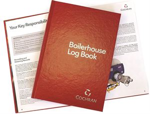 Picture of Boilerhouse Log book